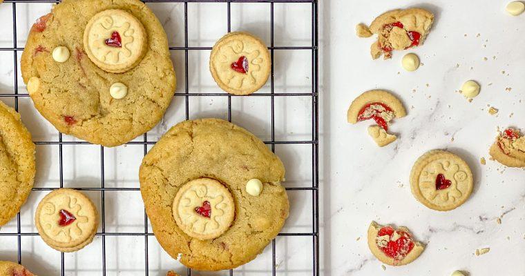 Jammie Dodger Cookies