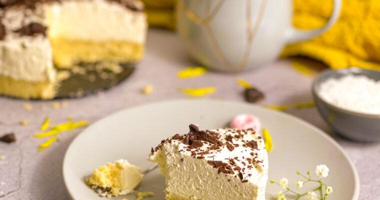 Salted Caramel & Chocolate Cheesecake