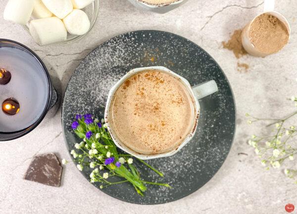 Protein Hot Cocoa