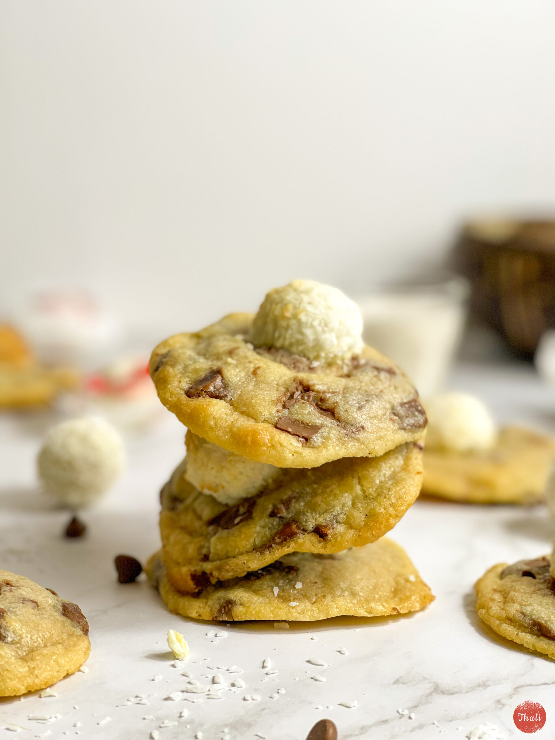 Raffaello Cookies